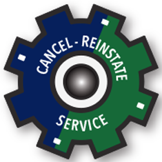 Cancel Reinstate Service